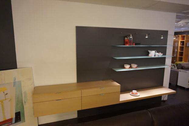 kettnaker wohnwand tv wand fino designerm bel dreieich. Black Bedroom Furniture Sets. Home Design Ideas