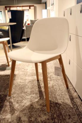 Stuhl Fiber von Muuto