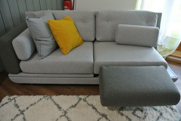 Brühl Sofa Attitude in Stoff | Designermöbel Hohentengen