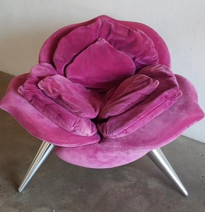 """Edra Sessel """"Rose Chair"""", Design Masanori Umeda"""