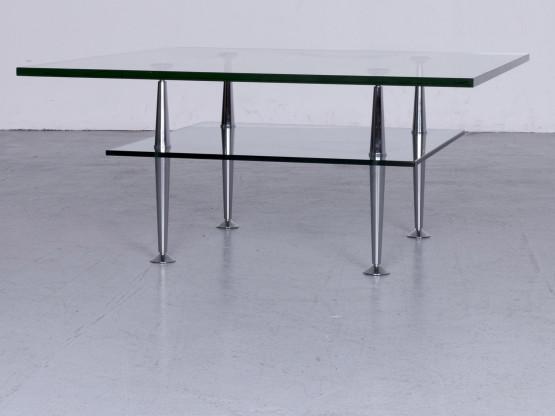 Draenert Designer Glas Tisch Modern #6414