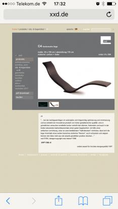 Liege C4 Carbon/Leder schwarz