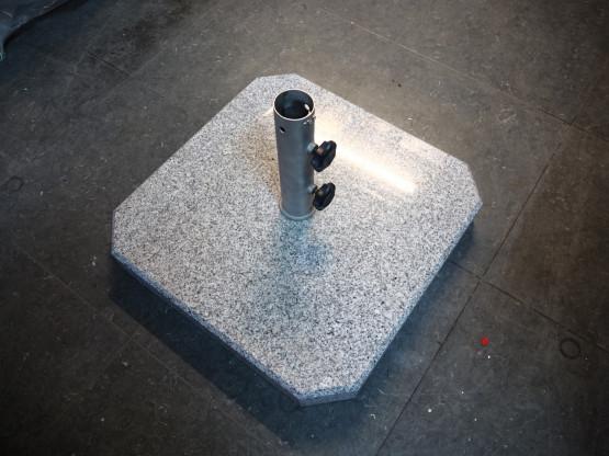 WEISHÄUPL Schirmständer Granit 75kg