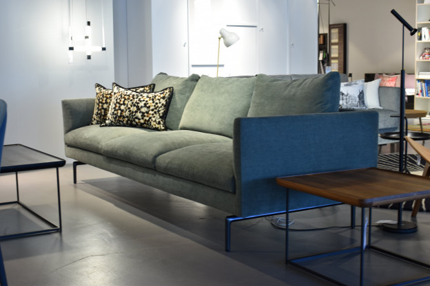 Sofa Flamingo, Hersteller Zanotta