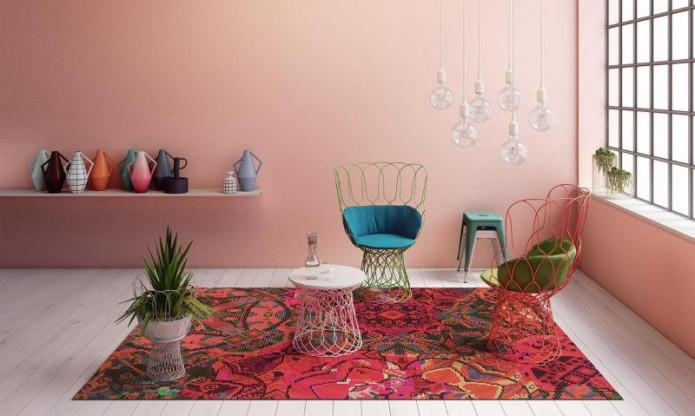 Teppich Object Carpet RUGXSTYLE Marakesch 0112