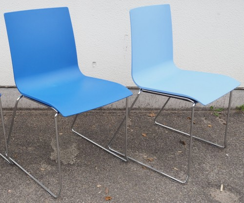 THONET 2x Stuhl S180