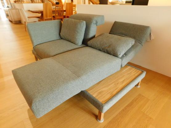 Brühl Sofa Moule 2-Sitzer -NEUE VARIANTE 2017-