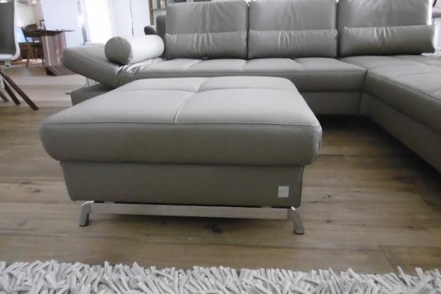 joop sofa loft in leder farbe capuccino rustica designerm bel hohentengen. Black Bedroom Furniture Sets. Home Design Ideas