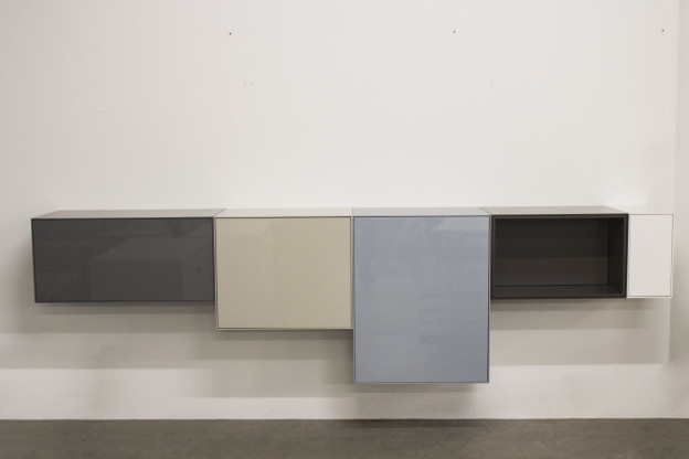 Designermöbel sideboard  Piure Sideboard Nex Box hängend | Designermöbel Göttingen