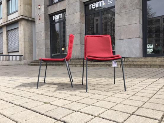 Paola Lenti 1 Stuhl Kiti mit Auflage