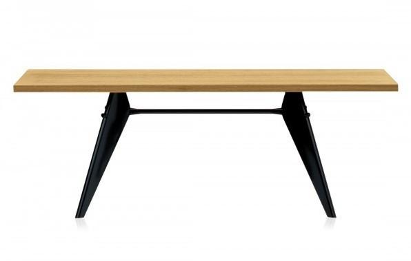 Esstisch EM Table  Prouvé - Vitra