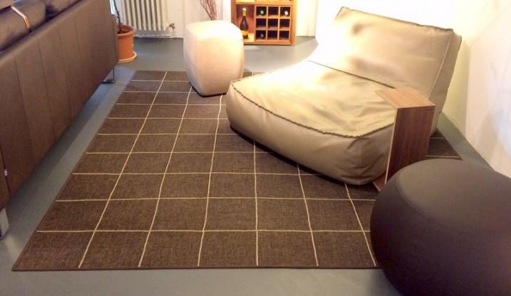 Teppich Crossline von Miinu