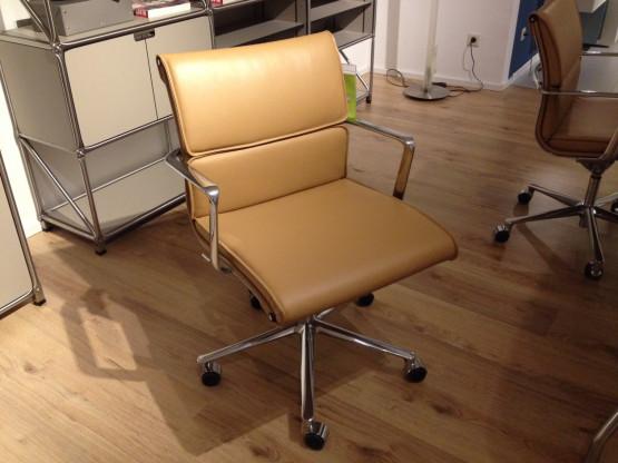 4 x Esszimmerstuhl/Schreibtischstuhl Una von ICF