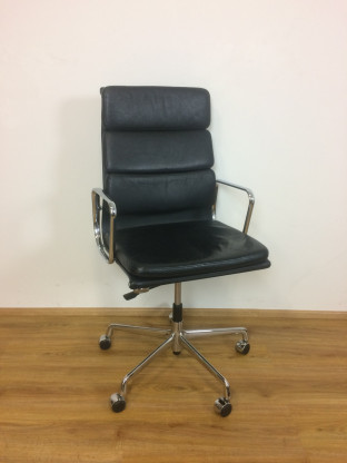 Vitra EA219 Softpad Alu Chair Charles Eames Bürostuhl