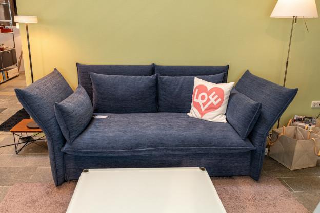 vitra Mariposa Zweisitzer Sofa - Sommeraktion 2019