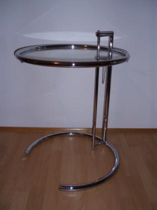 ClassiCon Adjustable Table Eileen Gray E1027