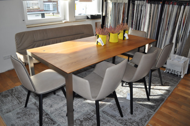 esstisch prato willisau designerm bel reutlingen. Black Bedroom Furniture Sets. Home Design Ideas