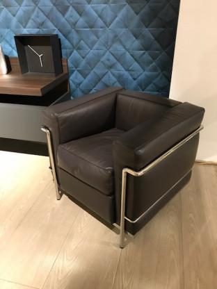 Sessel LC2 von Cassina