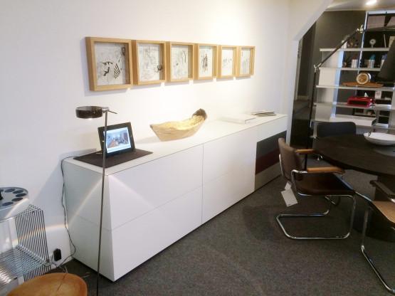 Kettnaker SOMA Sideboard mit Schiebetüren B 280cm