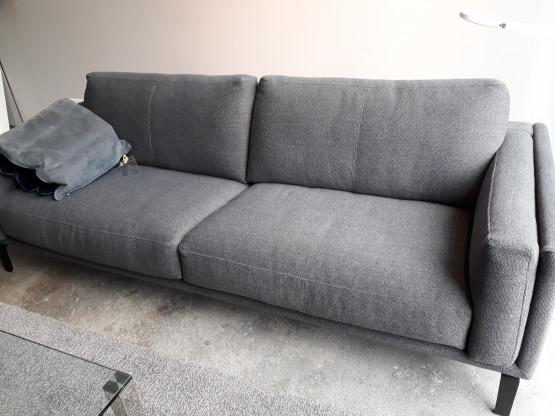 "Sofa  ""BELLICE""  Leolux inkl. Kissen"