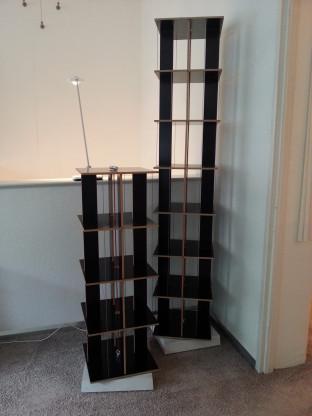 Bücherturm BUCHSTABLER von Moormann