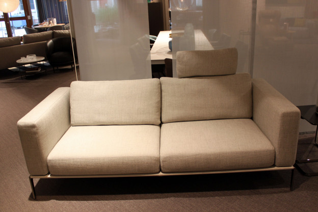 Intertime - 2er Sofa 'Piu'