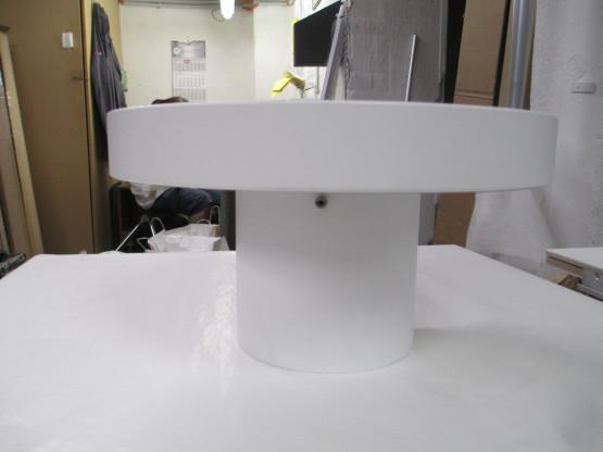 Skifv high Boden- / Wandleuchte von Modular Lighting
