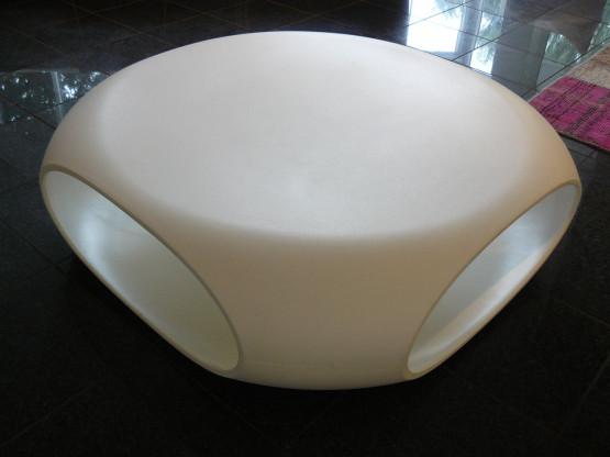 AERA Couchtisch weiß