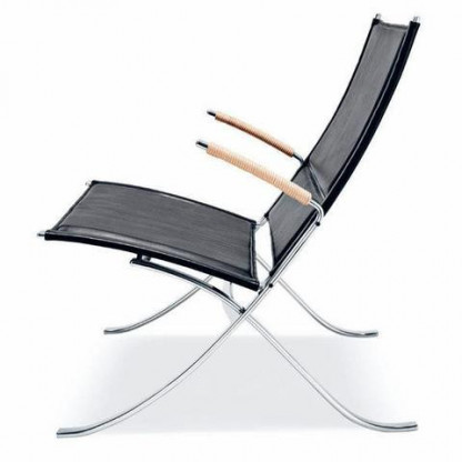 Loungesessel FK 82 X-Chair