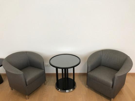 Wittmann Sessel Aura (2 Stück zum Preis von 2200€)