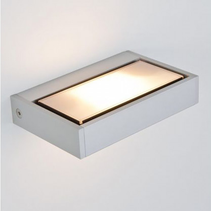 Wandleuchte SML (L) matt –  Serien Lighting