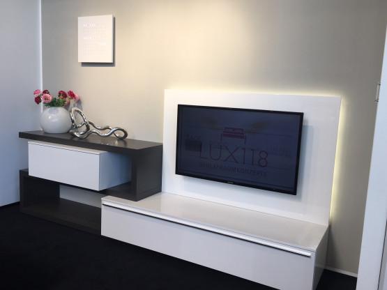 """San Giacomo Design TV-Wohnwand """"Lampo"""""""