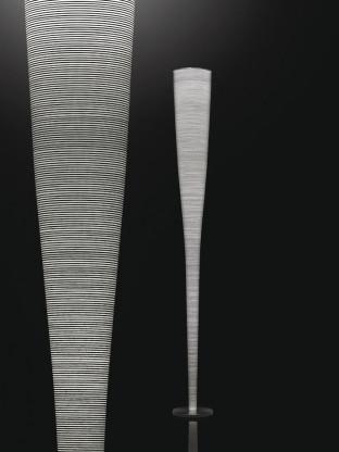 Stehleuchte Mite LED schwarz von Foscarini