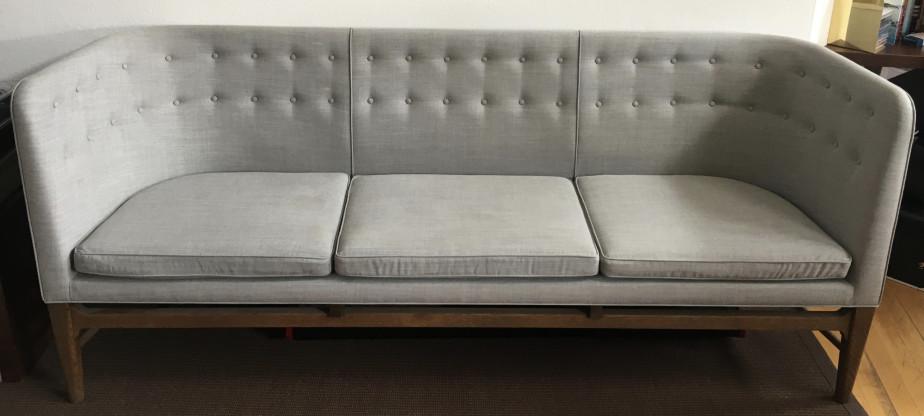 1 x Mayor AJ3 Drei-Sitzer Sofa