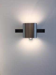IP44 Outside Lighting  Intro Control Wandleuchte Edelstahl