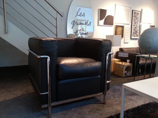 Original Sessel Lc2 Cassina Von Le Corbusier Designermobel Marburg