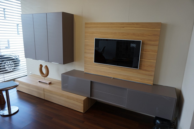 gruber schlager wohnwand tv wand amineo designerm bel dreieich. Black Bedroom Furniture Sets. Home Design Ideas
