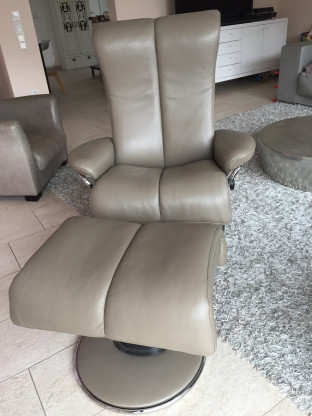 Stressless Sessel Leder
