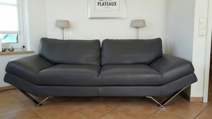 "Modernes Design-Comfort Sofa ""Natuzzi Relevé"""