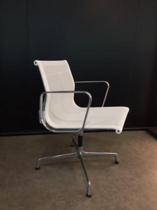 Vitra Alu Chair 108 Netz weiß
