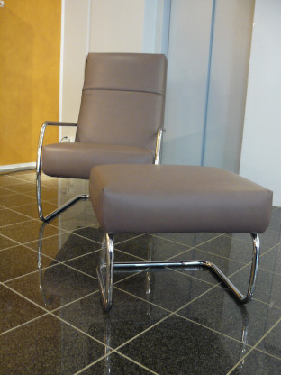 WK Sessel-Hocker Kombination