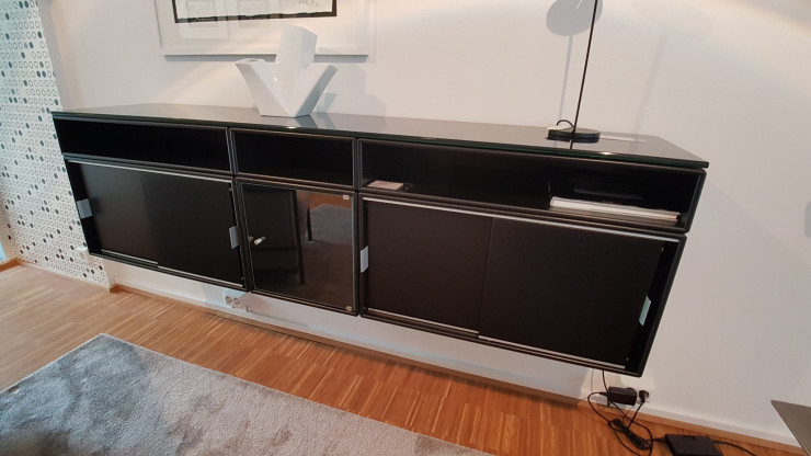 montana sideboard h ngend designerm bel ratingen. Black Bedroom Furniture Sets. Home Design Ideas