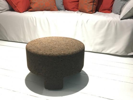 beistelltisch cork 44 designerm bel k ln. Black Bedroom Furniture Sets. Home Design Ideas