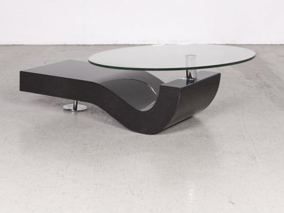 Ronald Schmitt K 108 Designer Couchtisch Grau Glas By Wolfgang Setz