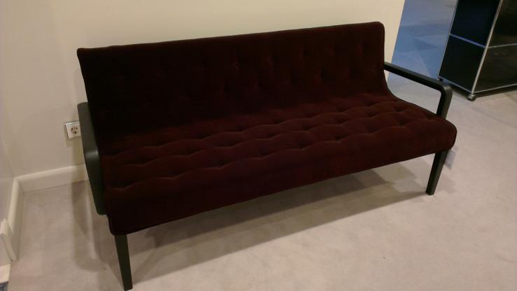 Sofa Modell LESLIE 21725D von Wittmann