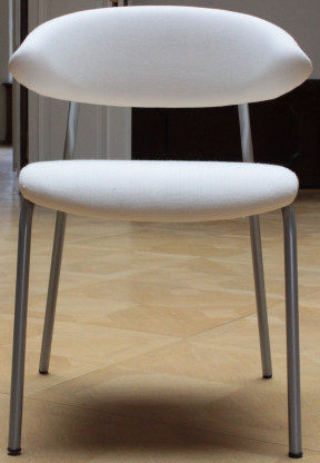 Bistro-Stuhl 3D