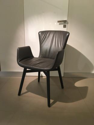 """4 Stühle """"Dexter"""" mit Armlehne"""