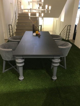 Tisch Gray 33