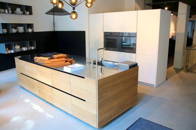 Poliform Küche PHOENIX Insel - Ausstellungsstück