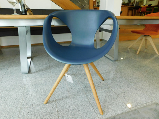 Tonon, Stuhl, Modell 907 Up Chair in X08 Blau